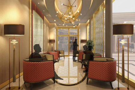 Internal Casino Enhancement Works for a Cotai Hotel Client